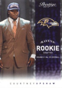 2012 Prestige Football Rookie Variations Guide 7