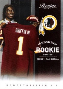 2012 Prestige Football Rookie Variations Guide 10