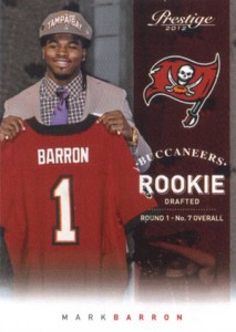 2012 Prestige Football Rookie Variations Guide 13