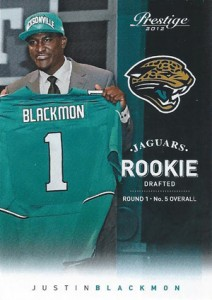 2012 Prestige Football Rookie Variations Guide 15