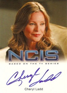 2012 Rittenhouse NCIS Autographs Cheryl Ladd as Mary Courtney