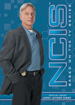 2012 Rittenhouse NCIS Premiere Edition Character Card C1 Mark Harmon as Special Agent Leroy Jethro Gibbs Image