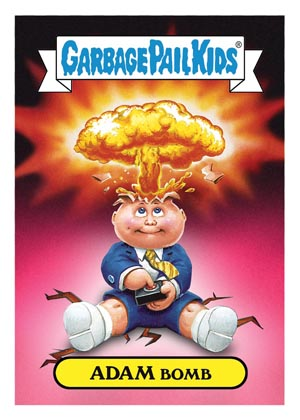 2012 Topps Garbage Pail Kids Brand-New Series Trading Cards 26
