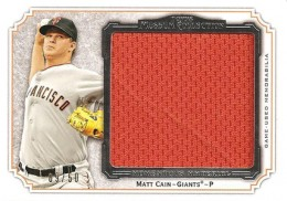 5 Perfect Matt Cain Cards to Add to Your Collection 5