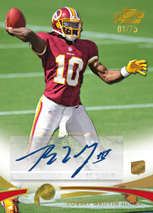 2012 Topps Prime Football Cards 4