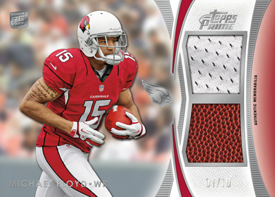 2012 Topps Prime Football Cards 8
