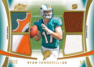 2012 Topps Prime Football Cards 9