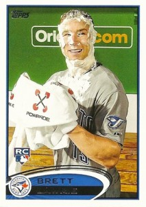 2012 Topps Series 2 Baseball Short Prints and Variations Guide 17