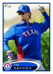 2012 Topps Series 2 Baseball Short Prints and Variations Guide 25