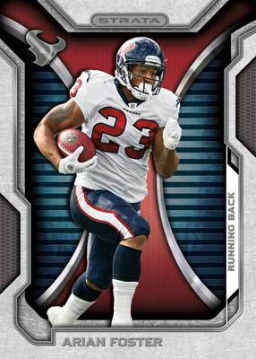 2012 Topps Strata Football Cards 3