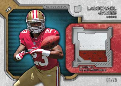 2012 Topps Strata Football Cards 7