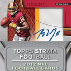 2012 Topps Strata Football Cards