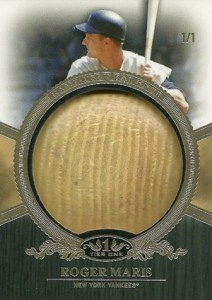 2012 Topps Tier One Bat Knob Guide 1