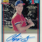 Thinking Clearly with 2012 Topps Tier One Baseball Clear Rookie Reprint Autographs