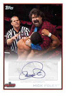 2012 Topps WWE Wrestling Cards 16