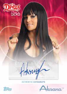 2012 Topps WWE Wrestling Cards 10
