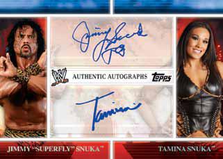 2012 Topps WWE Wrestling Cards 12