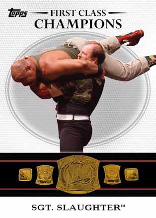 2012 Topps WWE Wrestling Cards 13