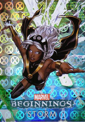 2012 Upper Deck Marvel Beginnings Series II Trading Cards 10