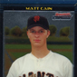 5 Perfect Matt Cain Cards to Add to Your Collection