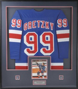 Comprehensive guide to custom jersey frames jersey frames wayne gretzky solutioingenieria Images