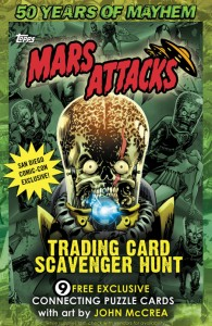 Mars Attacks Ready to Invade San Diego Comic-Con 1