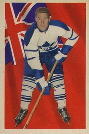 1963-64 Parkhurst Hockey Tim Horton