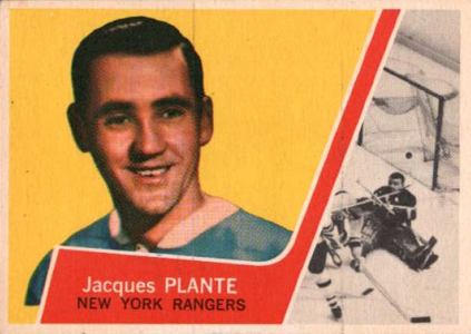 1963-64 Topps Hockey Cards 20