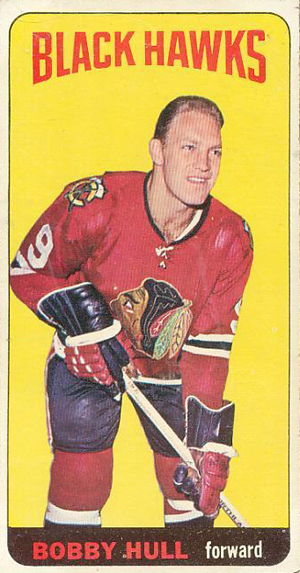 1964-65 Topps Hockey Cards 23