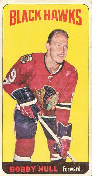 1964-65 Topps Hockey Cards 20