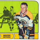 1968-69 Topps Hockey Cards