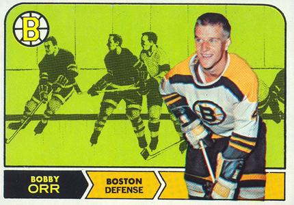 1968-69 Topps Hockey Cards 20