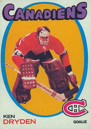 1971-72 Topps Hockey Cards 23