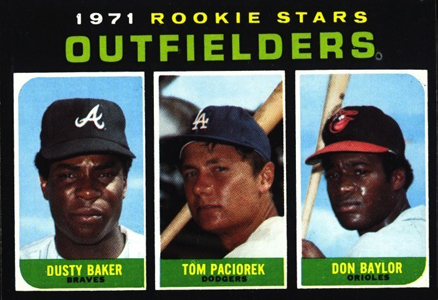 Most Valuable 1970s Baseball Rookie Cards 14