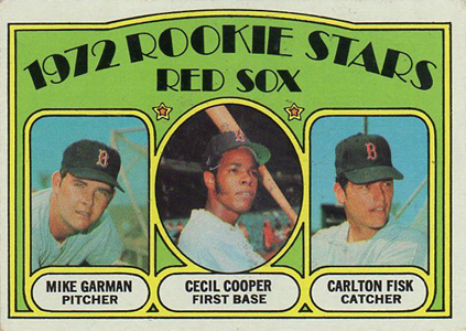 Most Valuable 1970s Baseball Rookie Cards 10