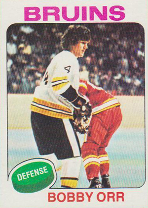 1975-76 Topps Hockey Cards 20