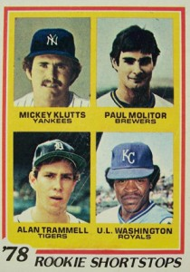Most Valuable 1970s Baseball Rookie Cards 4