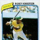 1980 Topps Baseball Cards