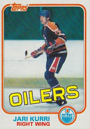 1981-82 Topps Hockey Cards 20