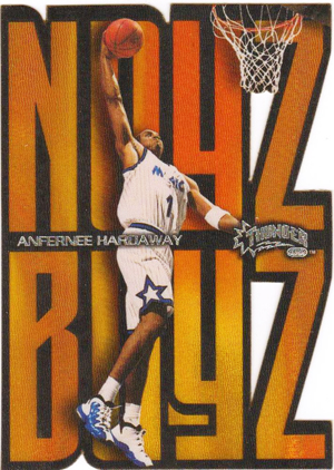 Best and Wildest 1990s Basketball Insert Sets of All-Time 10