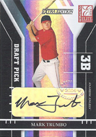 Mark Trumbo Cards and Autograph Memorabilia Buying Guide