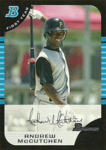 Andrew McCutchen Rookie Card Guide 1