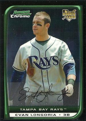 2008 Bowman Draft Picks & Prospects Baseball Cards 3