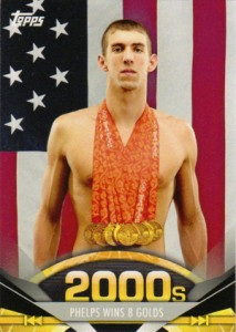 2011 Topps American Pie Michael Phelps