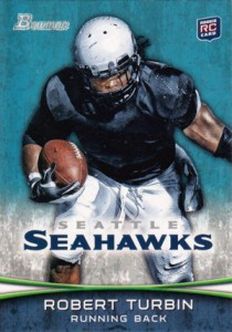 2012 Bowman Football Variations Guide 10