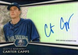 2012 Bowman Platinum Baseball Prospect Autographs Guide 6