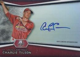 2012 Bowman Platinum Baseball Prospect Autographs Guide 7