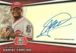 2012 Bowman Platinum Baseball Prospect Autographs Guide 10