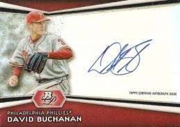 2012 Bowman Platinum Baseball Prospect Autographs Guide 9