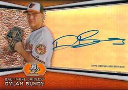 2012 Bowman Platinum Baseball Prospect Autographs Guide 8